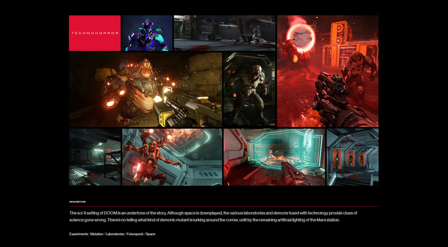 DOOM - Bringing the chaotic DOOM experience to a new generation